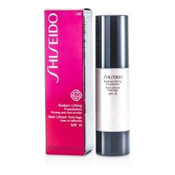 Shiseido Radiant Lifting Foundation SPF 15 - # I20 Natural Light Ivory