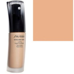 Shiseido Synchro Skin Lasting Liquid Foundation Oil Free SPF 20 Golden 2