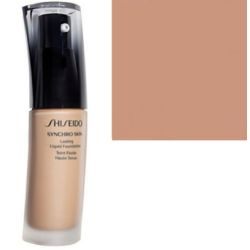 Shiseido Synchro Skin Lasting Liquid Foundation Oil Free SPF 20 Neutral 3