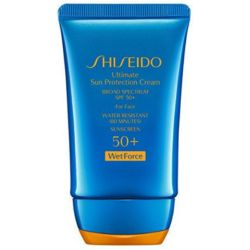 Shiseido Ultimate Sun Protection Cream SPF 50 Wet Force