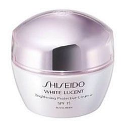 Shiseido White Lucent Brightening Protective Cream w SPF 18