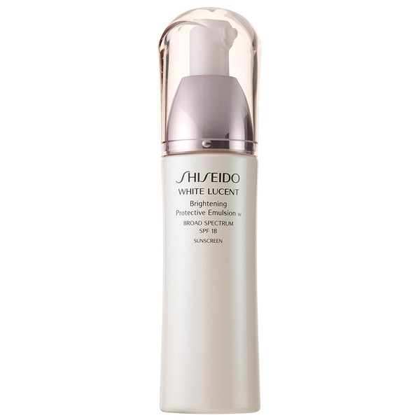 Shiseido White Lucent Brightening Protective Emulsion w SPF 18