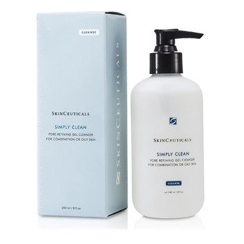 Skin Ceuticals Simply Clean Pore Refining Gel Cleanser (For Combination/ Oily Skin)
