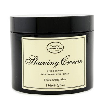 The Art Of Shaving Shaving Cream - Unscented (For Sensitive Skin)