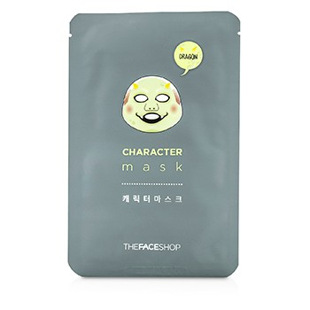 The Face Shop Character Mask - Dragon