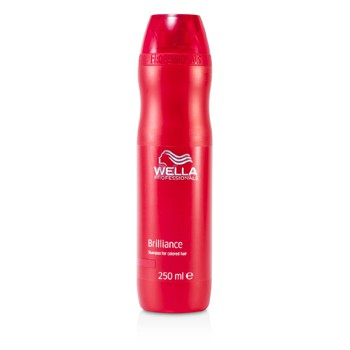Wella Brilliance Shampoo (For Color-Treated Hair)
