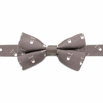 Batman Cowl Big Boys' Silk Bow Tie
