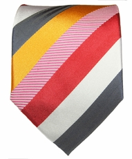 Colorful Paul Malone Silk Tie (242)