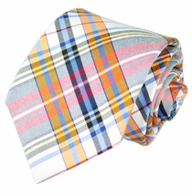 Cotton & Silk Blend Necktie by Bruno Piattelli