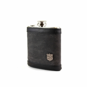 Hip Flask by The British Belt Company