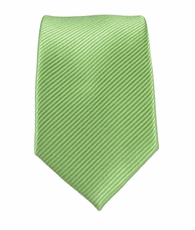 Paul Malone Slim Tie . 2.5in. wide . Solid Green (Slim504)