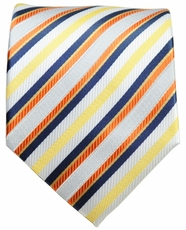 Striped Men's Necktie