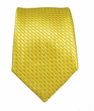 Yellow Boys Silk Tie by Paul Malone
