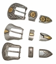 "1""  25MM Western Buckle Sets (Click here to see more Styles)"