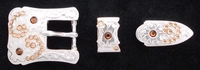 1170621099 Rhinestones Buckle Set 3/4""