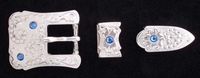 1170621273 Rhinestones Buckle Set 3/4""