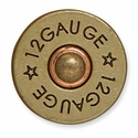 1265-08 Shotgun Line 24 Snap Brass Plate/Copper Plate