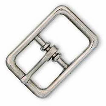 "1510-00 Bridle Buckle 5/8"" (1.6 cm) Nickel Plated"