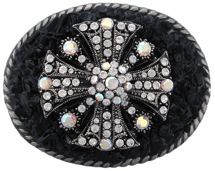 176003958 Rhinestone Belt Buckle