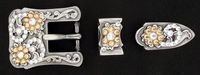 182486535 Rhinestones Buckle Set 3/4""