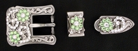 182486770 Rhinestones Buckle Set 3/4""