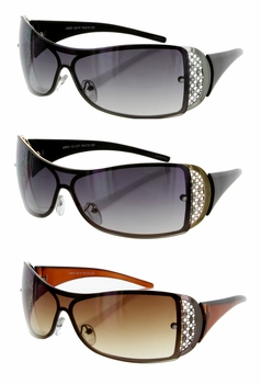 U3531 High Quality Fashion Sunglasses 12 Pair