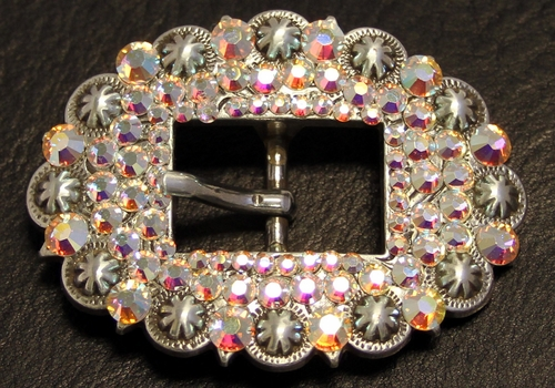283983797 Rhinestone Cart Buckle 3/4""