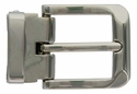 4007 Nickel Clamp Buckle 30mm Wide