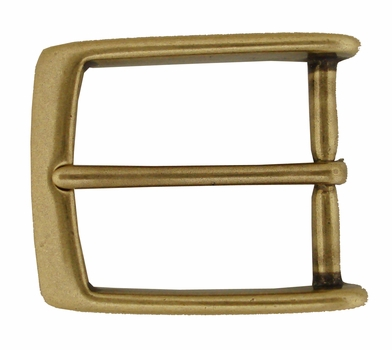 "AE-354 OEB Solid Brass Belt Buckle Fit's 1 3/8"" Belt"