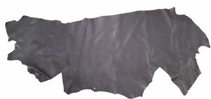 American Bison Leather Tucson Srnk Bison Black Hides
