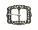 "BK-3500 Old Silver Berry Cart Buckle 3/4"" (19mm)"