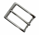 "BS6162 Solid silver Buckle 1 1/8"" Wide"
