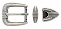 "BS8202 LASRP 1"" 25MM Belt Buckle Set"