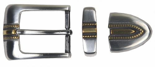 "BS8216 1 1/8"" SRTPGP Buckle Set"