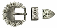 "BS8649 3/4"" NP Berry Buckle Set"