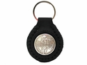 BS9183A Coin Concho Key Fob Ring