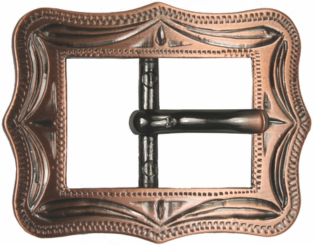 "BS9308-1 Copper 1/2"" Cart Buckle"