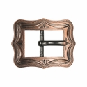 "BS9308-2 Copper 5/8"" Cart Buckle"
