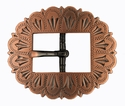 "BS9309-1 Copper 1/2"" Cart Buckle"