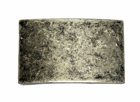 CX-02 Rectangular Antique Belt Buckle