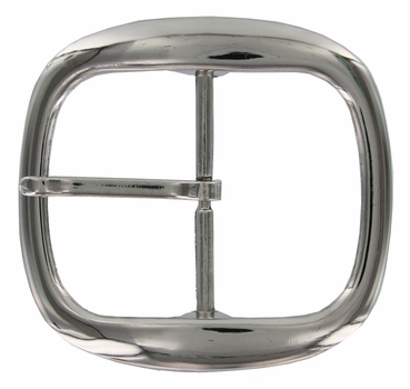 "FCB12-NP Nickle Plated Belt Buckle fit's 1-3/4"" (45mm) wide"