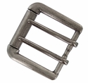 "BS9979-ANR Antique Roller Belt Buckle fit's 1-1/2"" (38mm) Wide"