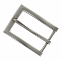 "FCB8-NB Nickle Plated Belt Buckle Fit's 1-3/8"" (35mm) Belt"