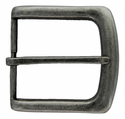 FCB1-ANR Antique Silver 40mm Heel Bar Buckle