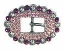 232249508 Fuchsia Fusion Cart Buckle 3/4""