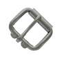 "GL Roller Buckle 1"" Wide Gun metal"