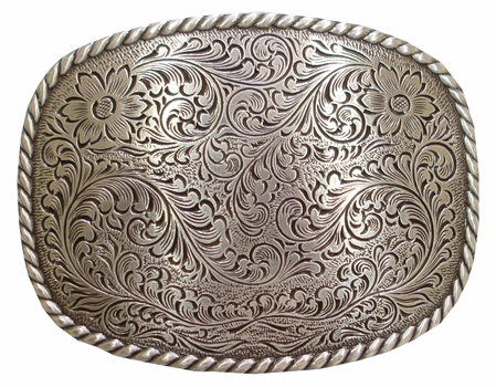 HA0359 LASRP Western Belt Buckle