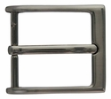 JT10699-NB Nickel 40mm Heel Bar Buckle