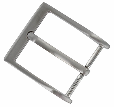 "JT-10699-40 Nickle Plated Belt Buckle fit's 1-1/2"" (38mm) wide"