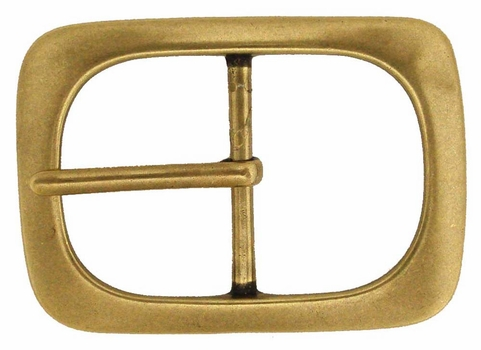 "JT4956 OEB Center Bar Belt Buckle fit's 1 3/4"" Wide Belt"